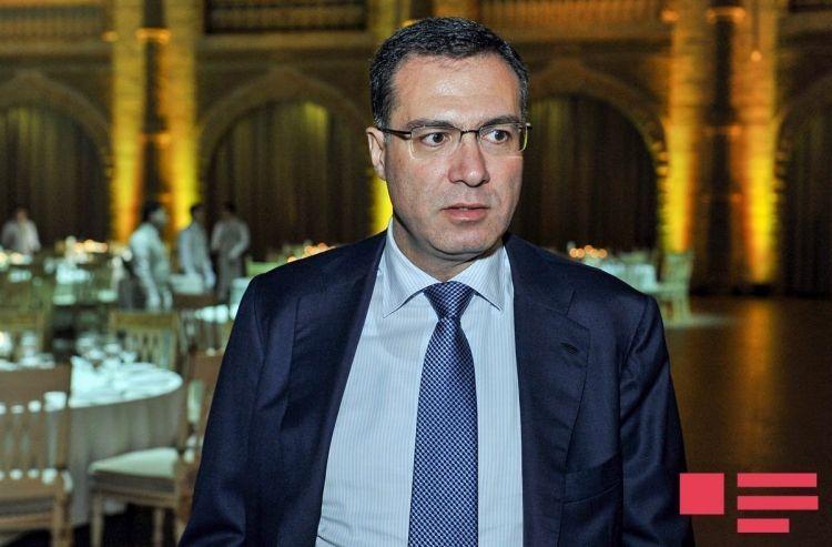 Шахмар Мовсумов назначен помощником президента Азербайджана - <span class=