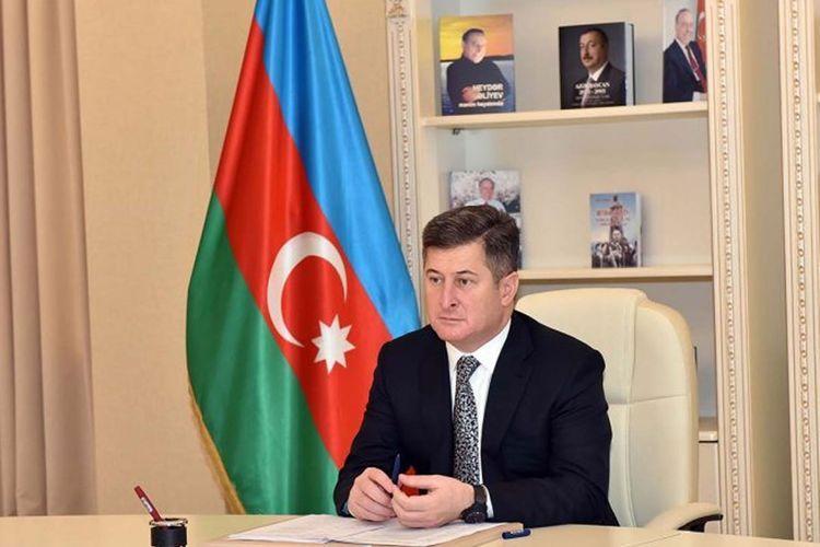 Керем Гасанов назначен помощником президента - заведующим отделом