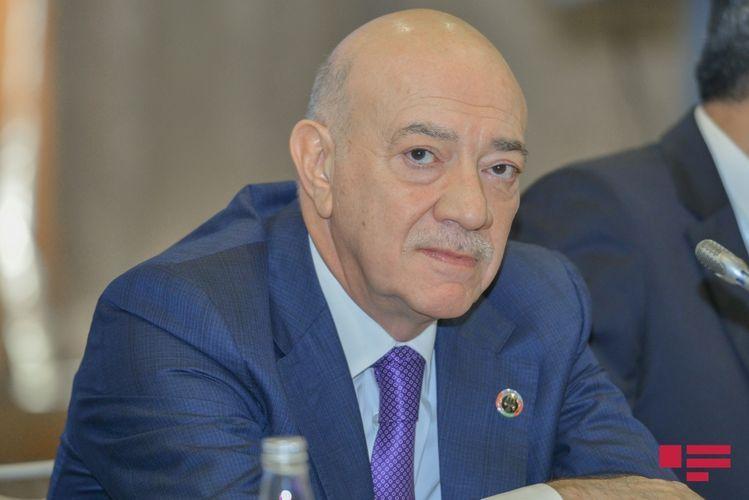 Фуад Алескеров назначен помощником президента - заведующим отделом Администрации президента