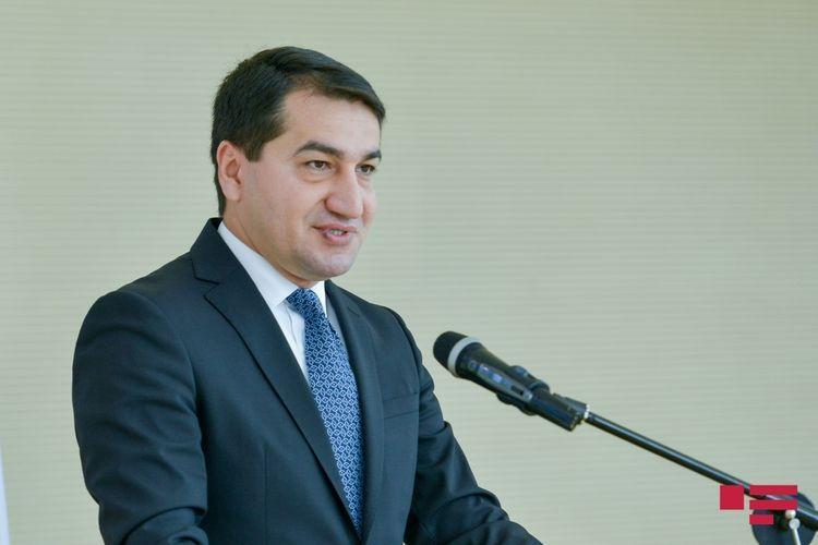 Хикмет Гаджиев назначен завотделом по вопросам внешней политики Администрации президента