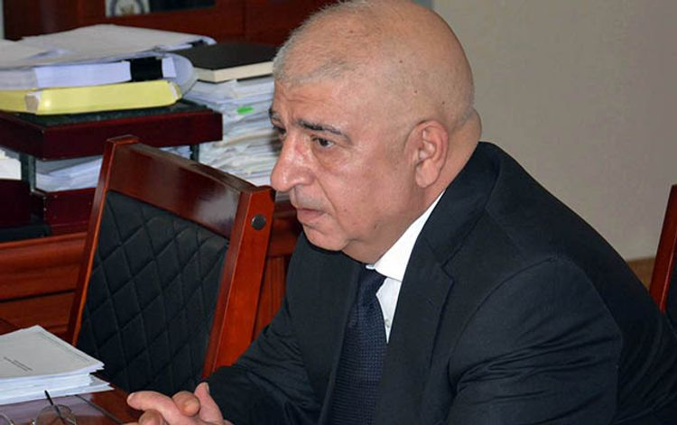 Шахин Алиев назначен завотделом правовой экспертизы Администрации президента