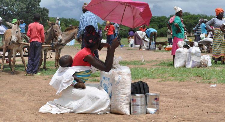 UN special rapporteur says Zimbabwe facing