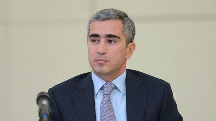 Анар Алекберов освобожден от должности помощника первого вице-президента Азербайджана - РАСПОРЯЖЕНИЕ
