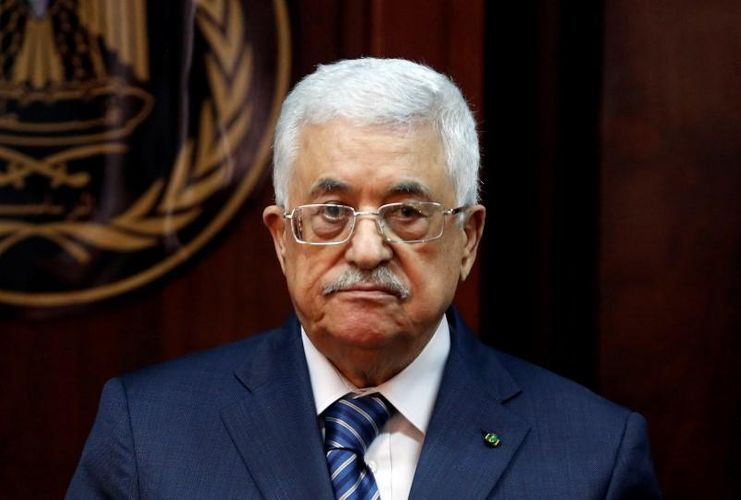 Palestinian president to come to Russia to mark Victory Day