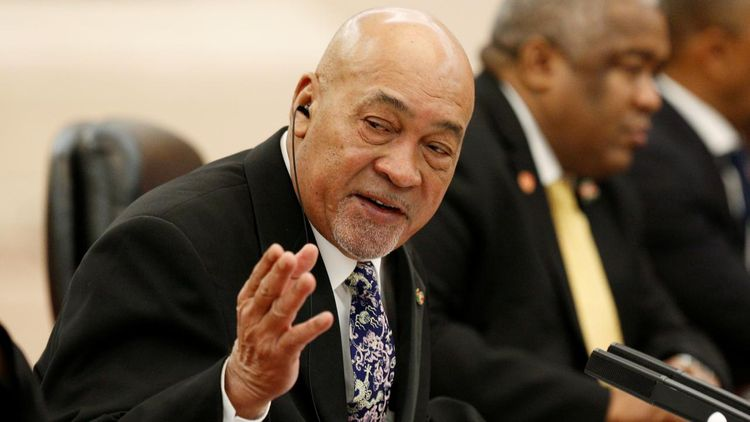 Suriname court convicts President Bouterse of murder for 1982 executions