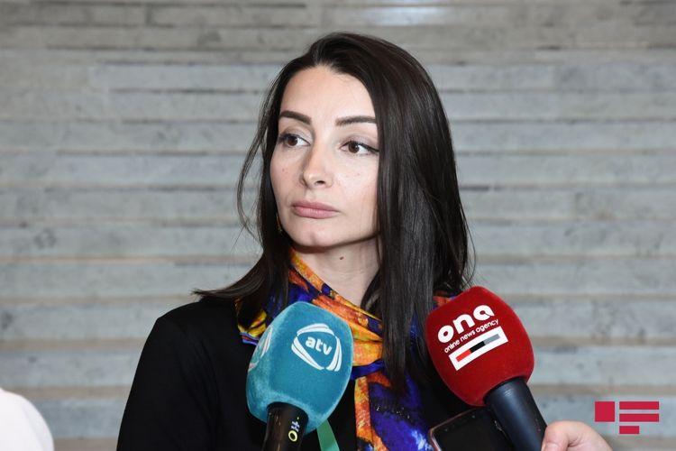 """Leyla Abdullayeva: """"Ermənistan baş nazirini anlamaq çox çətindir"""""""