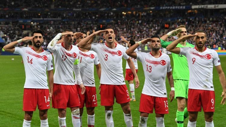 ЕВРО-2020: Турция сыграет два матча в Баку