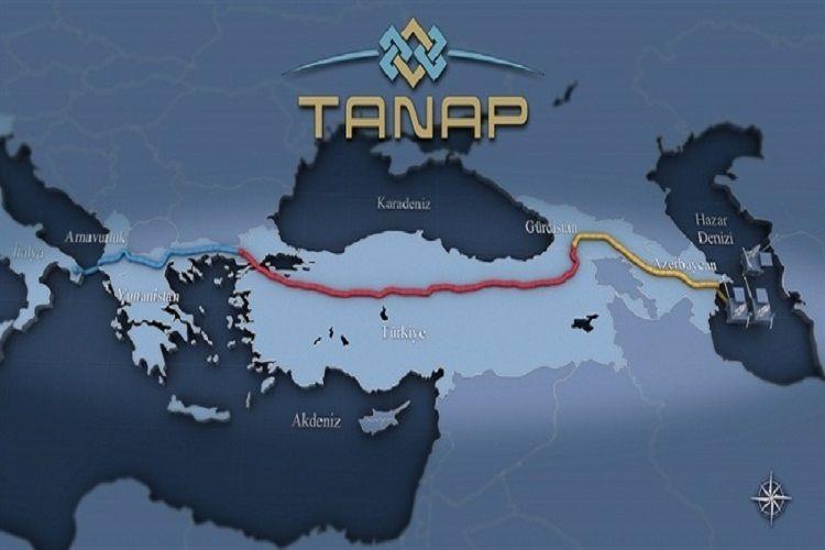 Gürcüstan TANAP layihəsindən tranzit payı olaraq illik 1,1 milyard kubmetr təbii qaz alacaq