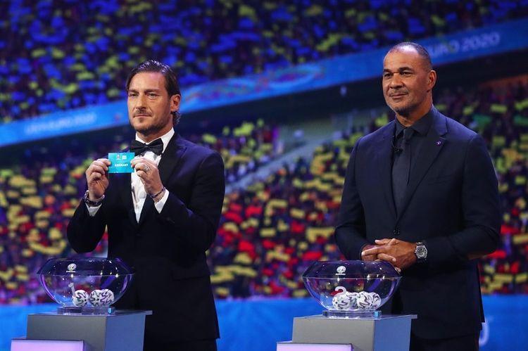 Жеребьевка ЕВРО-2020: Определились команды, которые сыграют в Баку