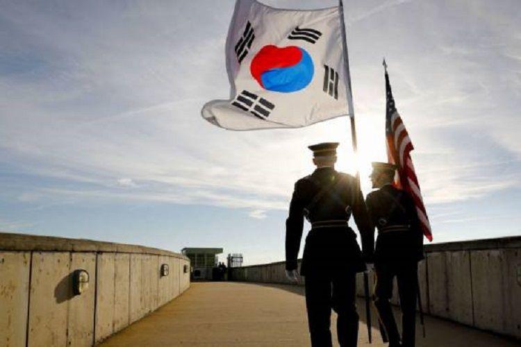Vaşinqton və Seul Cənubi Koreyada ABŞ qoşunlarının maliyyələşdirilməsi barədə razılığa gəliblər
