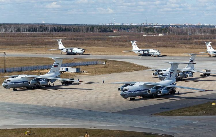 Russian plane with medical equipment departs for US, says defense ministry