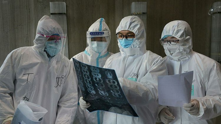 Çində sutka ərzində 36 nəfər koronavirusa yoluxub, 7 nəfər ölüb