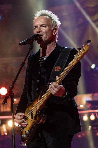 Rock icon Sting dedicates new song to Italy's coronavirus victims