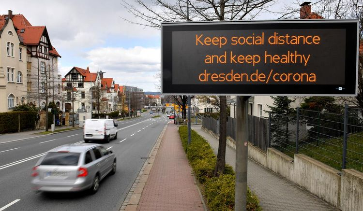 Germany set to extend social distancing until at least end of Easter holidays