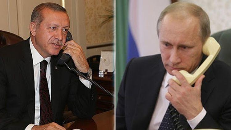 Putin və Ərdoğan telefon danışığı zamanı koronavirusla bağlı vəziyyəti müzakirə ediblər