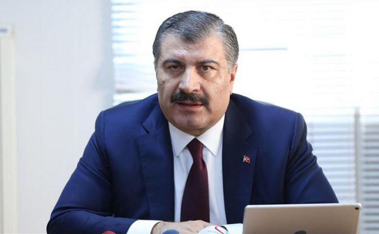 Türkiyədə son sutkada 2148 nəfərdə koronavirus aşkarlanıb, 63 nəfər ölüb