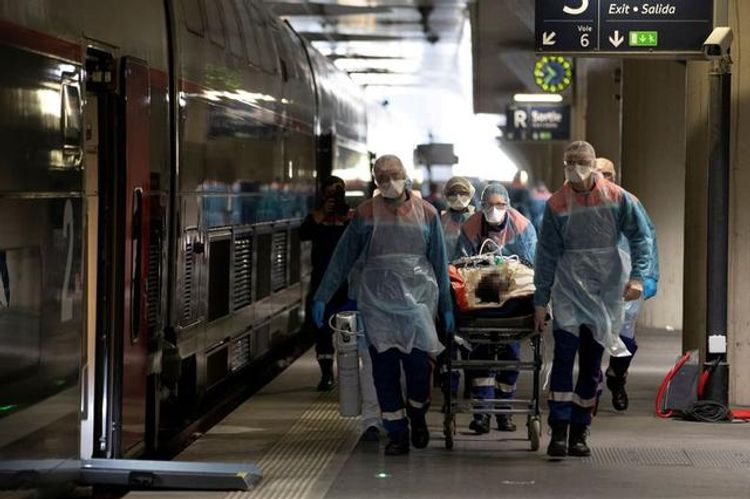 France passes 4,000 coronavirus deaths