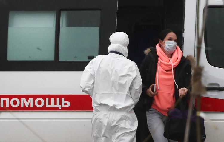 Moscow's coronavirus recoveries rise to 140