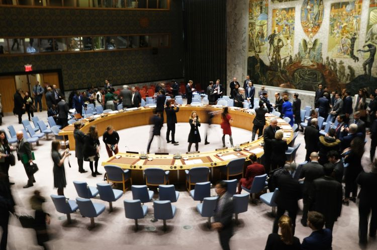 West opposes Russia's proposal in UN General Assembly to reject sanctions, says mission