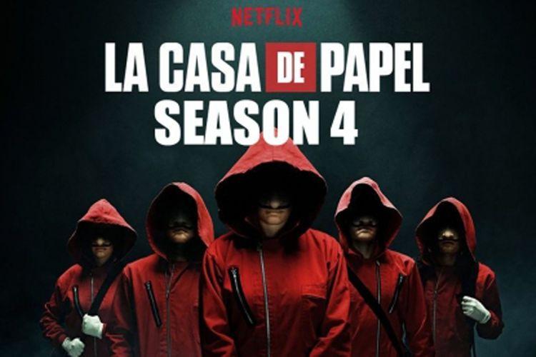"""La Casa de Papel"" serialının 4-cü mövsümünün nümayişi başlayıb"
