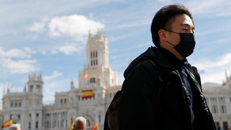 Number of coronavirus cases in Spain surges to 117,710, death toll nears 11,000