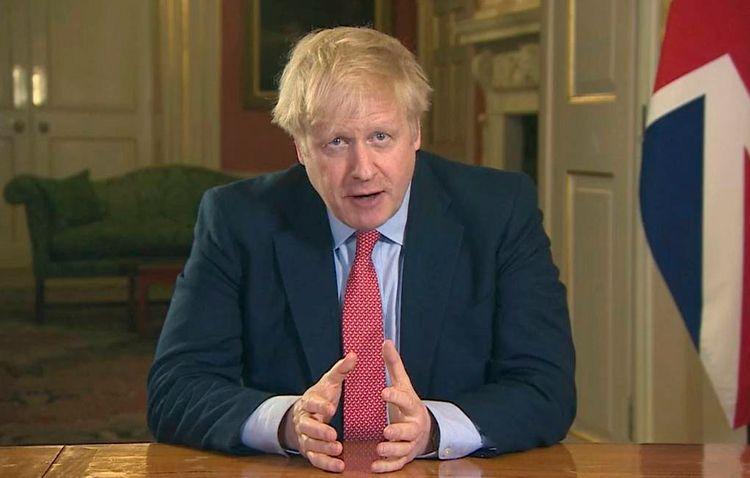 Джонсон сообщил, что не вылечился от коронавируса за неделю самоизоляции