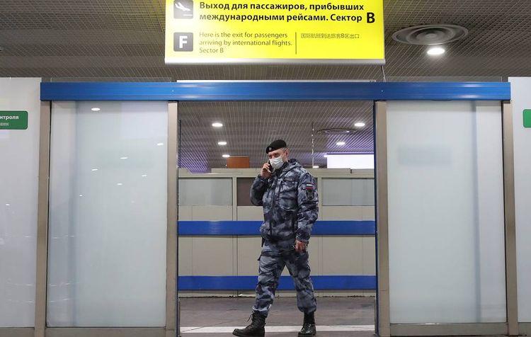 Aprelin 4-dən Rusiya bütün beynəlxalq sərnişin uçuşlarını dayandırır