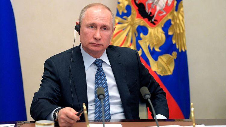 Путин назвал условие сокращения добычи нефти
