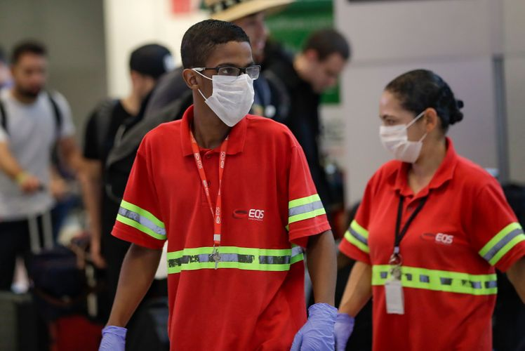 Health Ministry: Death toll from coronavirus in Brazil reaches 359