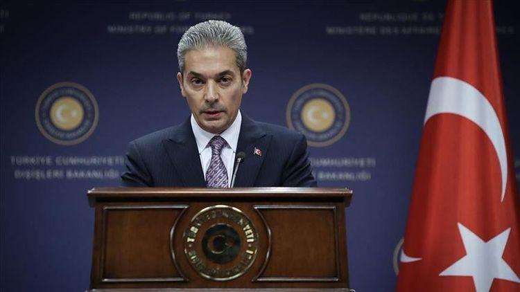 Turkey slams Greece on EU-Turkey refugee-deal letter