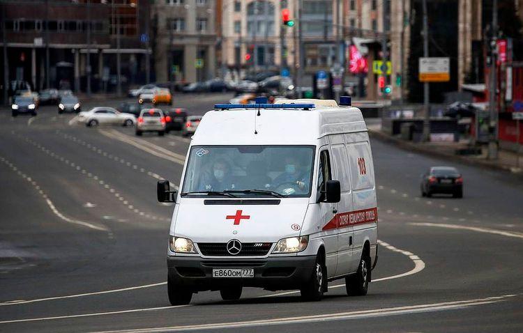 Moscow's coronavirus cases rise to 3,357