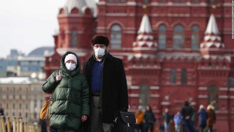 Число инфицированных коронавирусом в Москве достигло 3357
