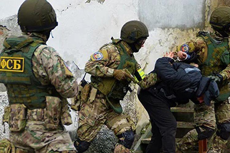 Rusiyada terror aktı törətməyi planlaşdıran İŞİD üzvü məhv edilib