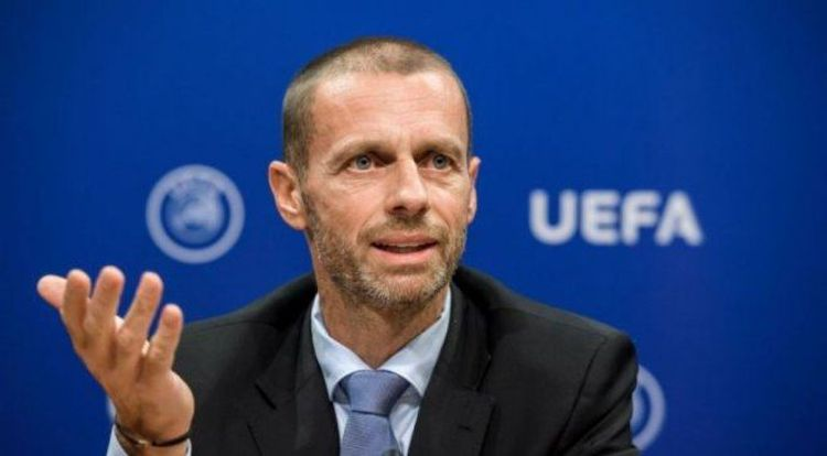 """UEFA prezidenti: """"Avrokubokları sona çatdırmamağımız mümkündür"""""""