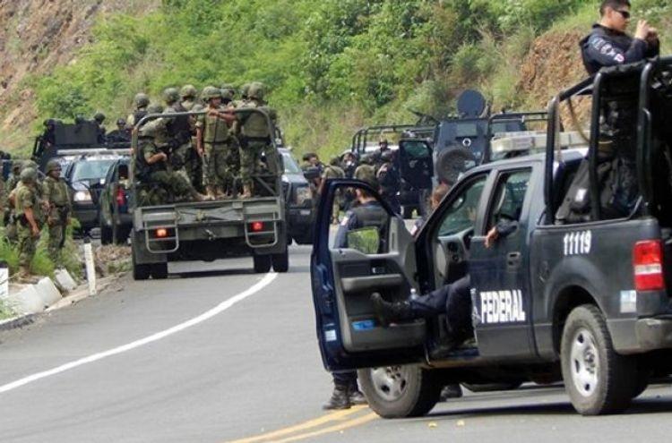 Meksikada cinayətkar qruplar arasındakı atışmada 19 nəfər ölüb