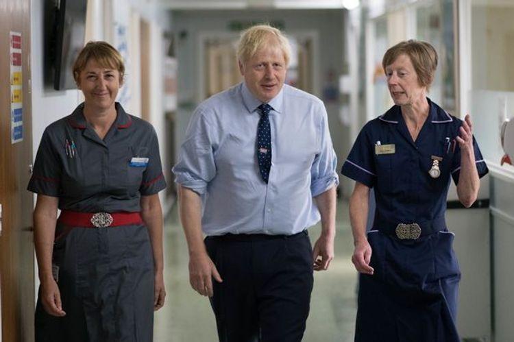 UK PM Johnson admitted to hospital with persistent coronavirus symptoms