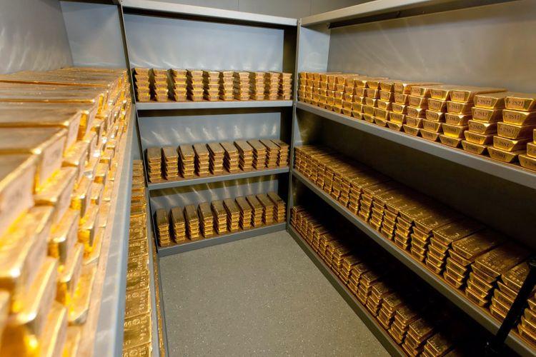 Dünya mərkəzi bankları fevralda 36 ton qızıl alıb