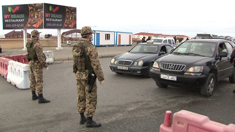 6 quarantine regime violators arrested, 3800 fined in Azerbaijan