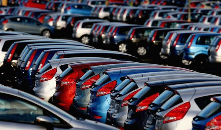 UK new car sales plunge 40% in March as coronavirus hits