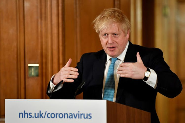 PM Johnson is doing well, expected back at his office shortly, says housing minister