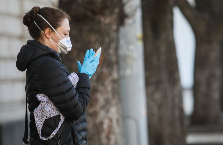 45 dead from COVID-19 in Ukraine, 1,462 infected