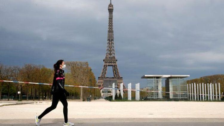 Paris bans daytime outdoor exercise