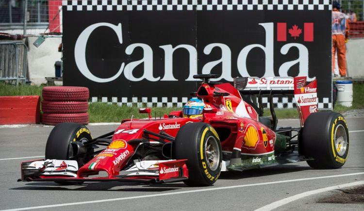 """""""Formula-1"""" üzrə Kanada Qran-Prisi təxirə salınıb"""