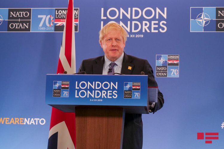 Baş Nazirin ofisi: Boris Consonun vəziyyəti stabildir