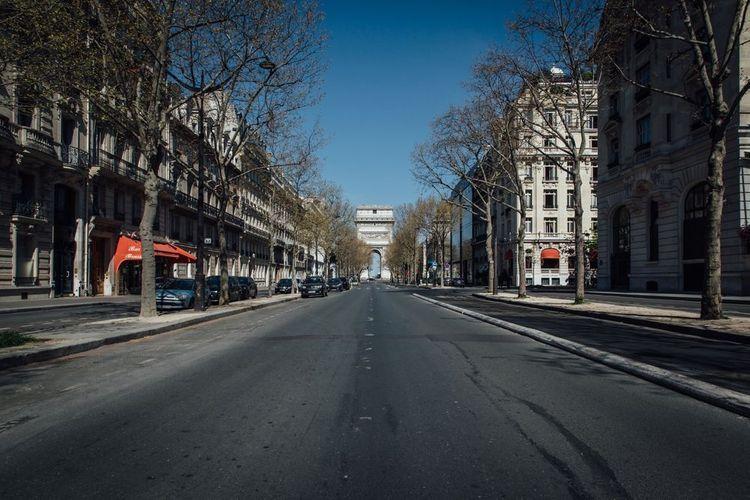 French economy shrinks most since WW II