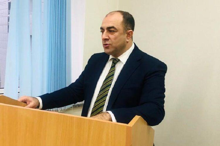 Председатель Объединенного конгресса азербайджанцев Украины Ровшан Тагиев заразился коронавирусом