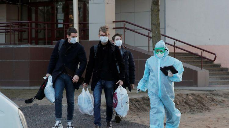 Беларусь попросила Евросоюз о помощи в борьбе с коронавирусом