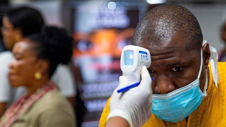 Some African countries heading for peak in coronavirus cases in weeks