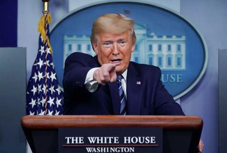 Трамп: США вышли на пик распространения коронавируса