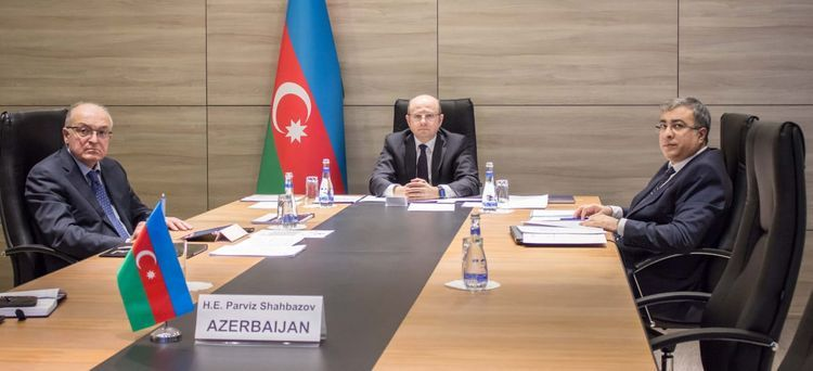 """Azerbaijan's Energy Minister: """"Stability in oil market is impossible beyond shared responsibility at global level"""""""